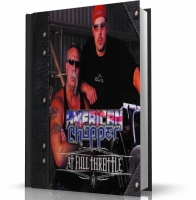AMERICAN CHOPPER: AT FULL THROTTLE
