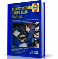 AUTOMOTIVE TIMING BELTS MANUAL – PEUGEOT & CITROEN