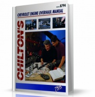 CHEVROLET V8 ENGINE OVERHAUL MANUAL (CHILTON)