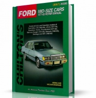 FORD MID-SIZE CARS - FORD ELITE, FORD LTD (1983-1985) - Opis naprawy - Chilton