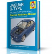 JAGUAR X-TYPE 2001-2011 r.