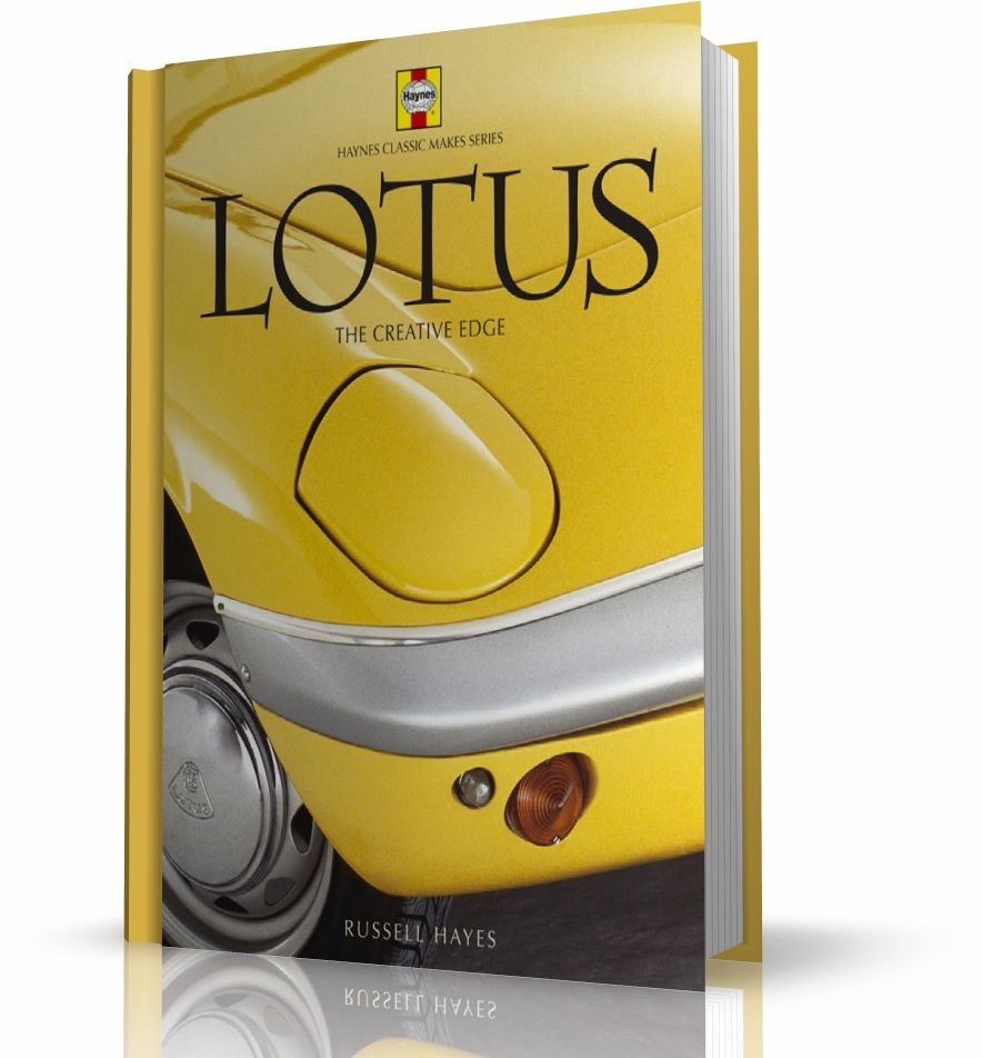 KSIĄŻKA LOTUS: HAYNES CLASSIC MAKES SERIES