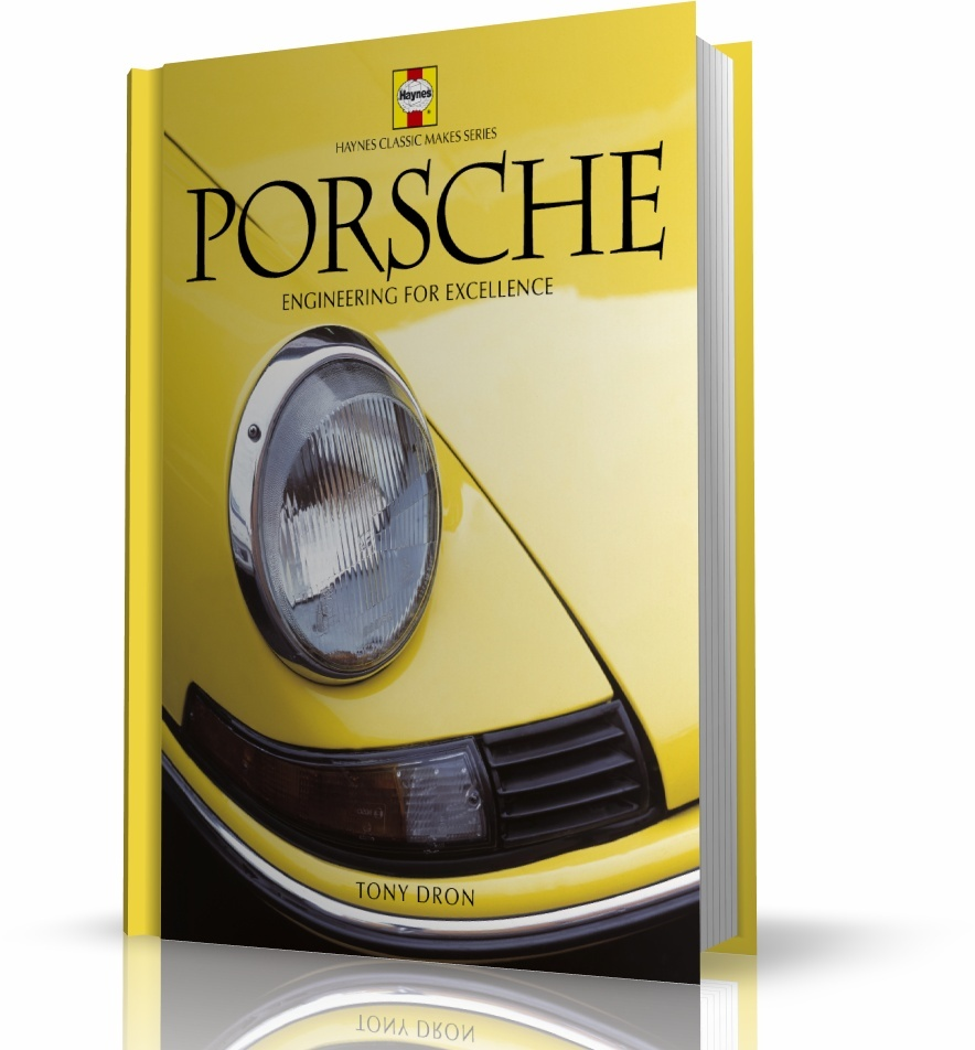 KSIĄŻKA PORSCHE: HAYNES CLASSIC MAKES SERIES