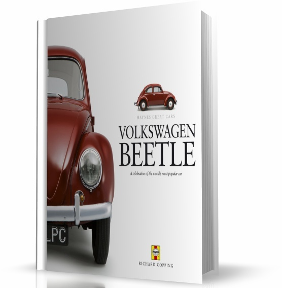KSIĄŻKA VOLKSWAGEN BEETLE: HAYNES GREAT CARS SERIES